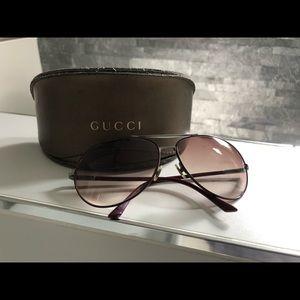 Gucci Aviators